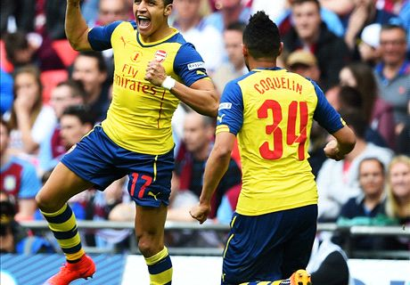 FA Cup yine Arsenal'in!
