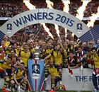Alexis on target as Arsenal reclaim FA Cup