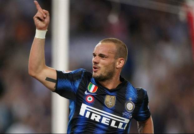 Inter made a huge mistake by not selling Sneijder to Manchester United in 2011 for £28m