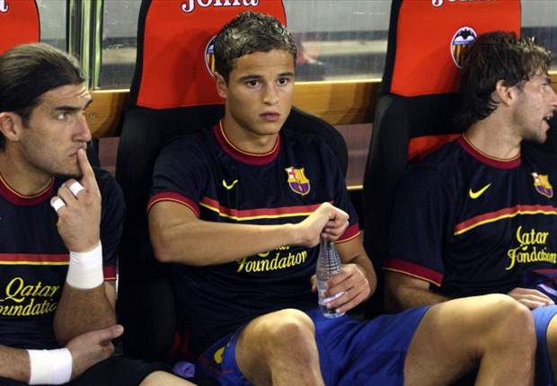 Barcelona's Afellay available for selection again after nearly seven months out