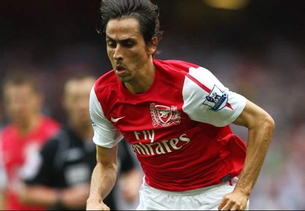 Benayoun: Arsenal has been over reliant on Van Persie this season'