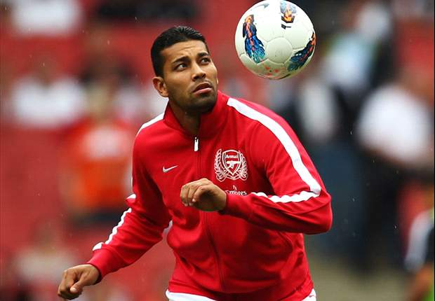 Andre Santos set to join Gremio on loan from Arsenal