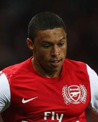 Alex Oxlade-Chamberlain, England International