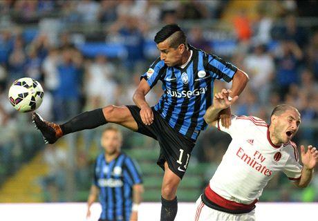 Atalanta-Milan LIVE! 1-2, Bonaventura