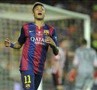 Iraola slams 'unsporting' Neymar