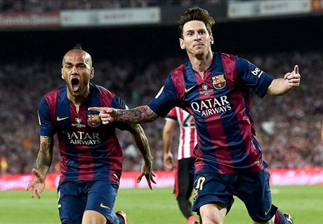 LIVE: Athletic Bilbao 1-3 Barcelona