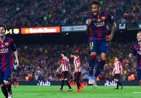 AO VIVO: Athletic 1 x 3 Barcelona