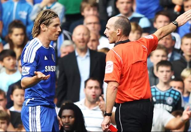 Fernando Torres Dikartu Merah, Chelsea Ungguli Swansea City