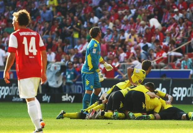 Mainz 1-2 Borussia Dortmund: Last-gasp Piszczek strike gives champions vital victory