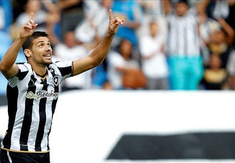 AO VIVO: Vitória 0 x 0 Botafogo