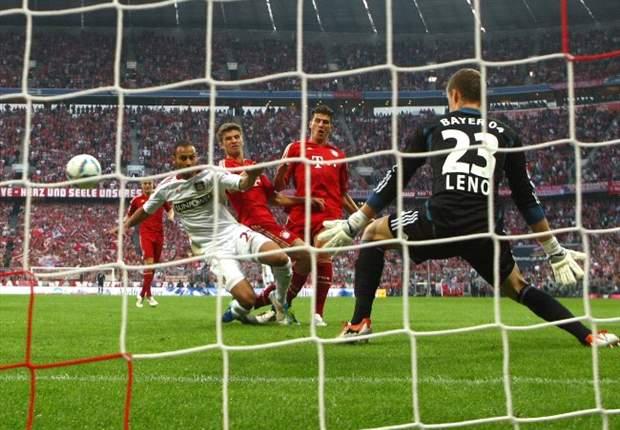 Robben scoort bij rentree voor Bayern