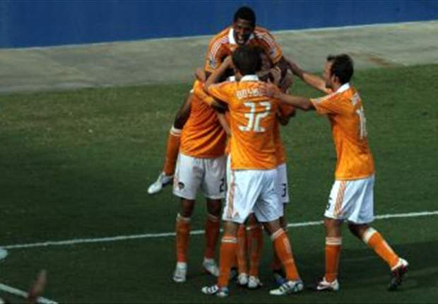 FC Dallas 0-1 Houston Dynamo: Geoff Cameron header steals all three points for Houston
