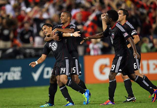 D.C. United 4-1 Real Salt Lake: De Rosario nets hat-trick in win