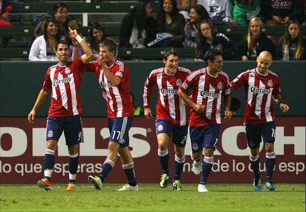 Chivas USA 3-0 Toronto FC: Juan Pablo Angel stays hot with two goals