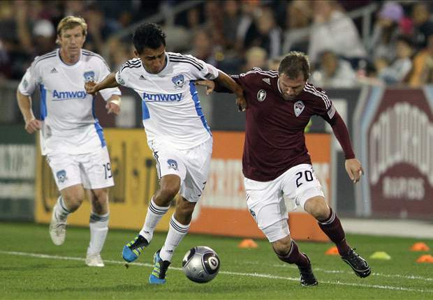 San Jose Earthquakes snakebitten by Rapids in Colorado