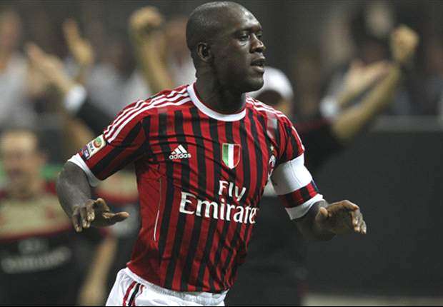 Clarence Seedorf: AC Milan are at the same level as Barcelona
