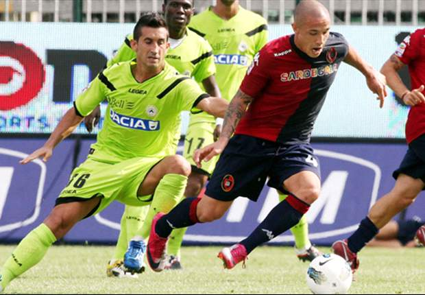Udinese-Cagliari: Kembalikan Performa