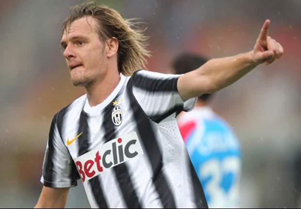 Juventus' Milos Krasic: All the transfer rumours are just nonsense