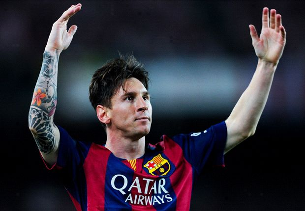With 58 goals and 26 assists - Is this Messi's best ever season?