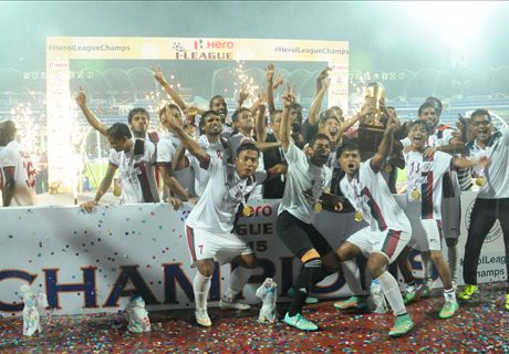 Mohun Bagan are the I-League champions