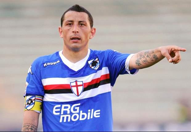 Angelo Palombo Dilarikan Ke Rumah Sakit