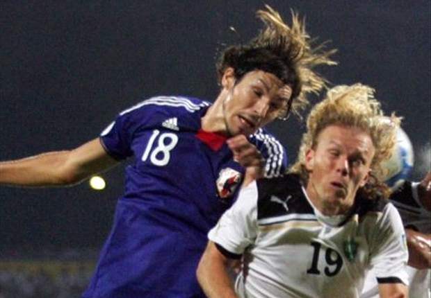 Japan 8-0 Tajikistan: Mike Havenaar nets two as hosts cruise to big win