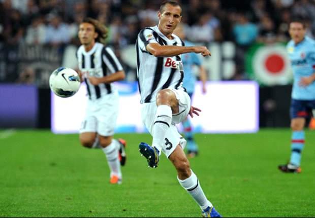 Juventus' Antonio Conte: Milos Krasic & Giorgio Chiellini are fundamental to the club