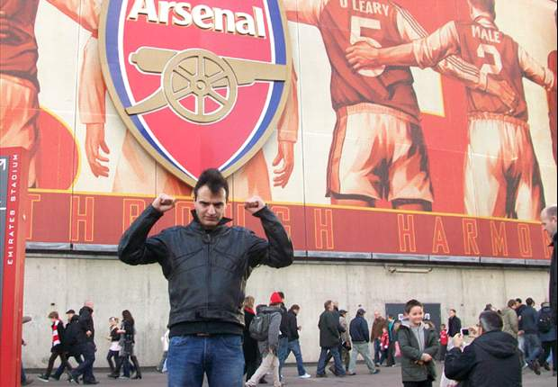 'It's hard to find a Greek or Greek Cypriot in north London who isn't a die hard Gooner' - exploring Arsenal's links with an adoring community