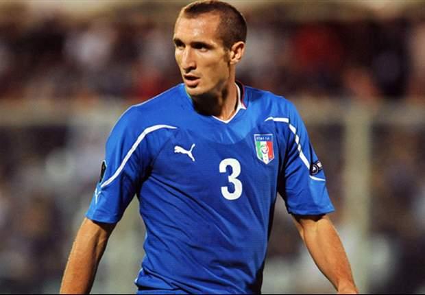 Juventus confirma Giorgio Chiellini se recuperará para el inicio de la Euro 2012