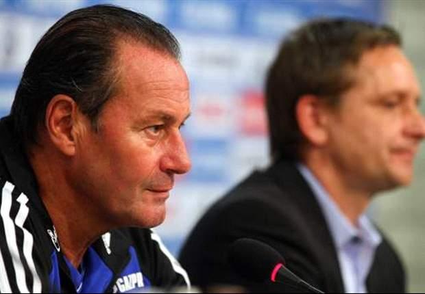 FC Schalke: Huub Stevens Wunsch ist die Champions League