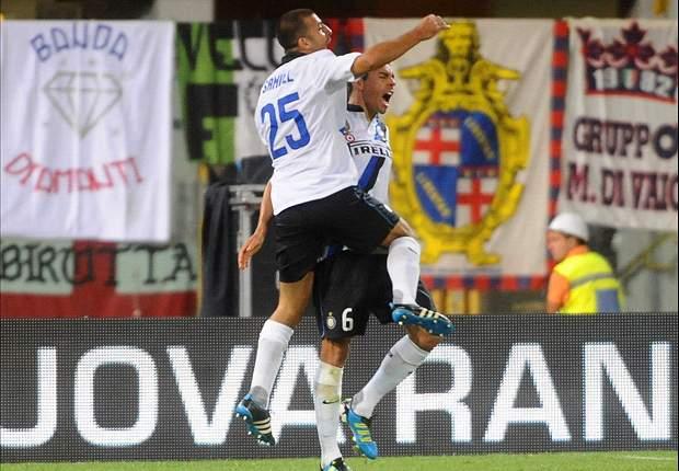 Lucio & Samuel, Costacurta & Baresi and Italian football's greatest centre-back partnerships