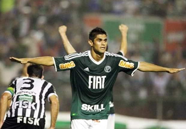 Palmeiras vence e confirma vaga na semi-final da Copa do Brasil