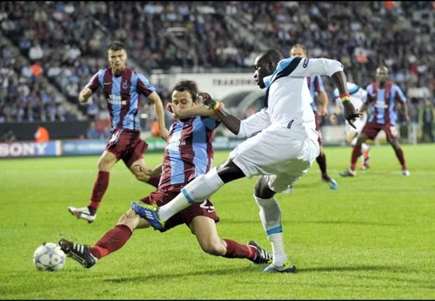 Trabzonspor en Lille in evenwicht
