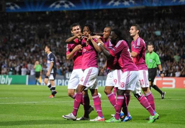 Lyon verzuimt APOEL direct te elimineren