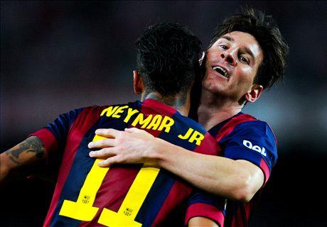 Rispetto Messi: