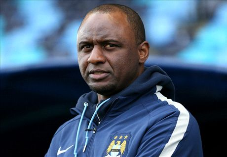 RUMOURS: City want Vieira after Pep