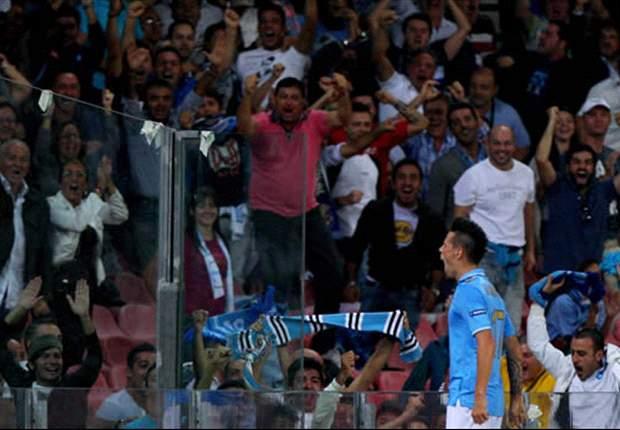 Nápoles recupera dos puntos tras revocarse su sanción