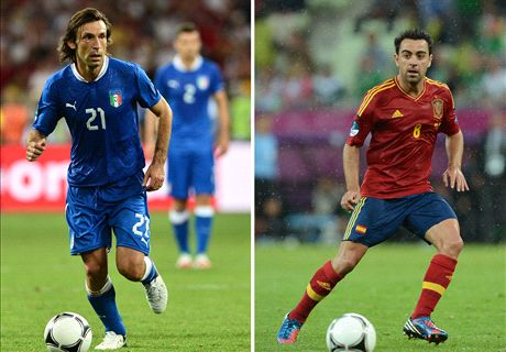 Debate: Who was greater - Pirlo or Xavi?