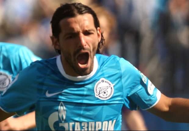 Zenit St Petersburg's Danny devastated after sustaining serious knee injury
