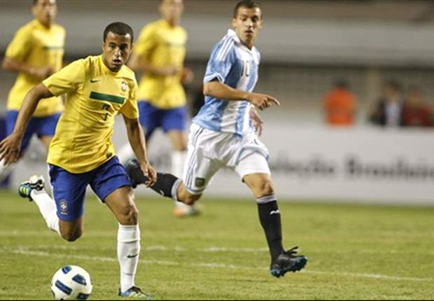 Brazil's Lucas Moura: My time has come