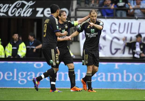 Valse start voor Anderlecht bij Play-offs I