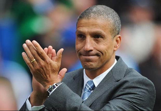 Hughton refuses to be drawn on West Brom speculation