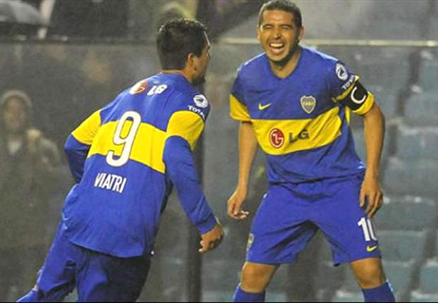 Boca Juniors' Juan Roman Riquelme criticises Falcioni: He had me running like an idiot