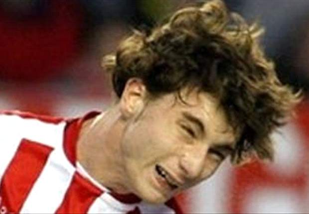 Athletic Bilbao's Fernando Amorebieta: My winner against Argentina was the goal of my life