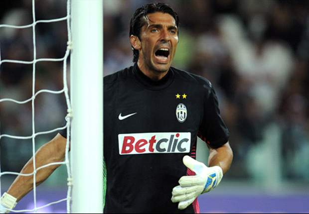 Buffon: Juventus aims to challenge for the Champions League