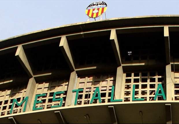 Valencia zet bouw van nieuw stadion voort