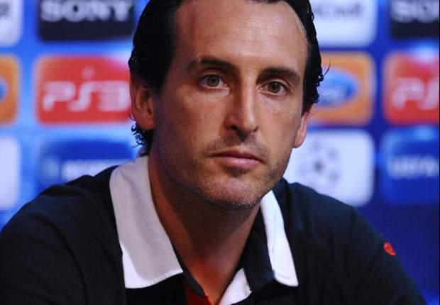 Emery eist drie punten tegen Barcelona