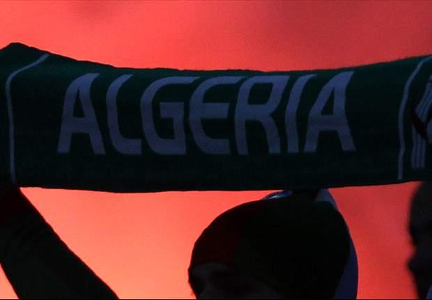 AFR, Dopage - Scandale en Algérie