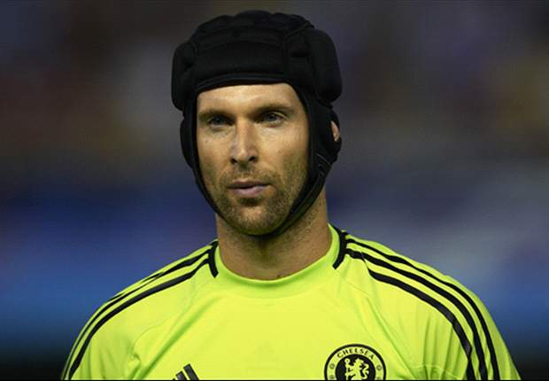 Chelsea's Petr Cech admits frustration after letting three-goal lead slip against Manchester United