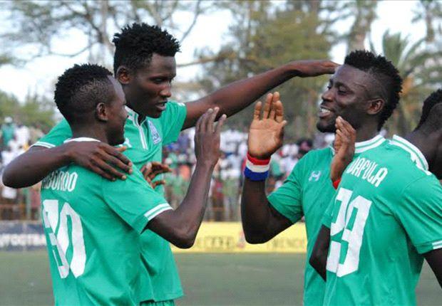 Gor Mahia draw Yanga FC in Kagame Cup